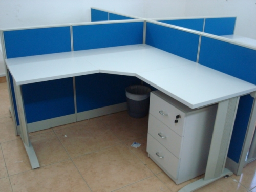 Office Furnitures - Cubicle